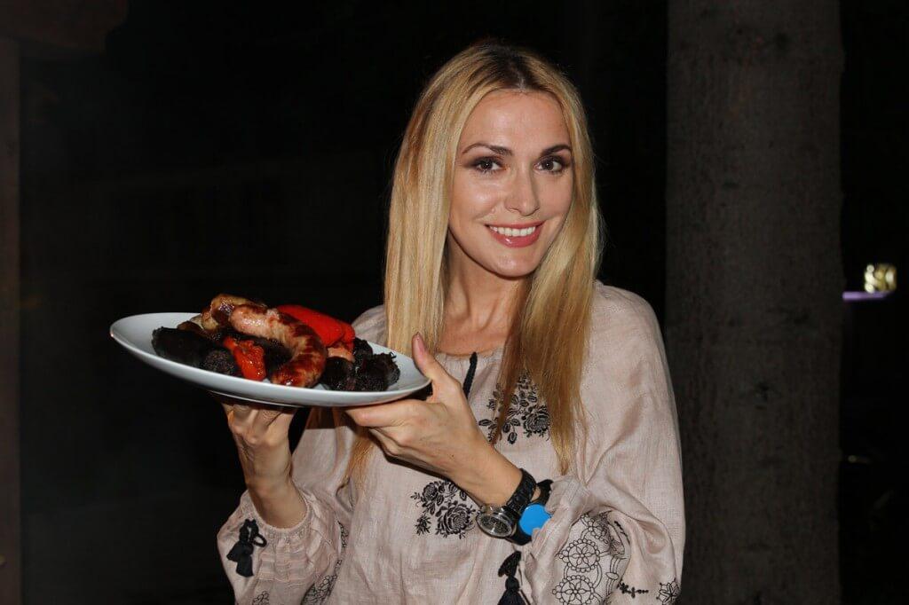 "Такой гриль от ""Романтик СПА Отель""  соблазняет даже тех, кто сидит на диете."