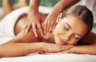 SPA masaż