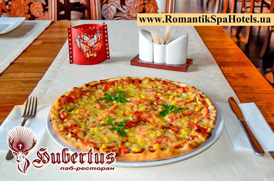 Піца в Яремче