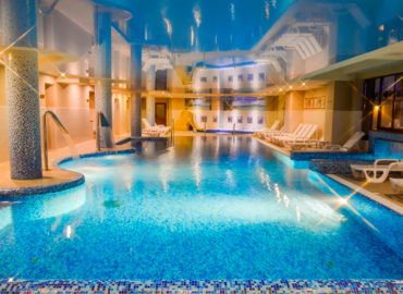 SPA. Pools, saunas, procedures.