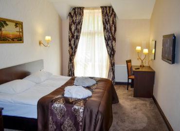 Unser Hotel und Zimmer