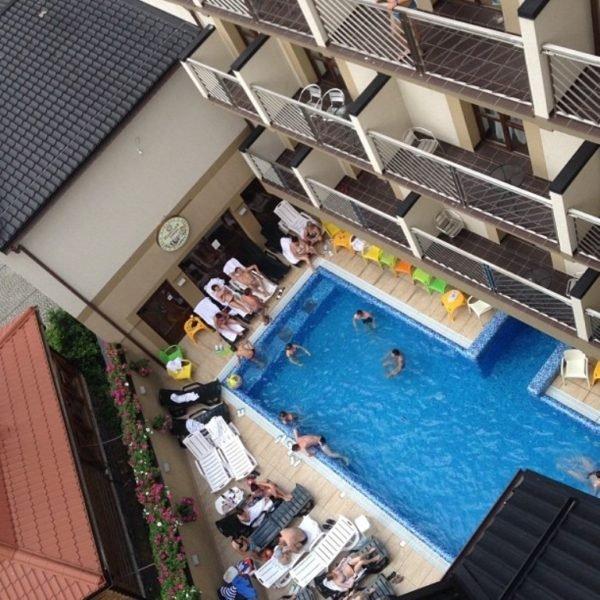 романтік спа готель яремче фото