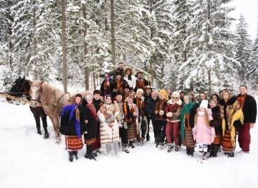 Празднуем Новый Год, Рождество и Старый Новый Год вместе со звездами в Карпатах 2020