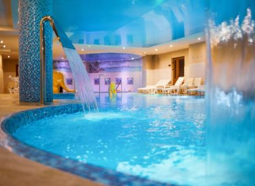 ALL INCLUSIVE – Все включено у Romantik Spa Hotel