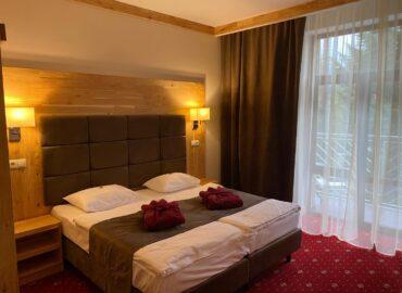 Обновленный номер в отеле Romantik Spa